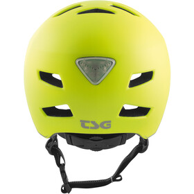 TSG Status Special Makeup - Casque de vélo - jaune
